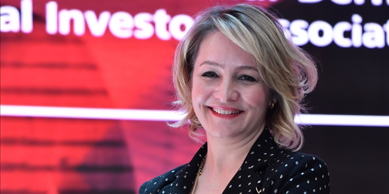 Ayşem Sargın becomes YASED's new chairperson