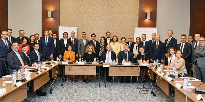 American companies in Turkey have presented the roadmap for the 100 billion-dollar bilateral trade goal